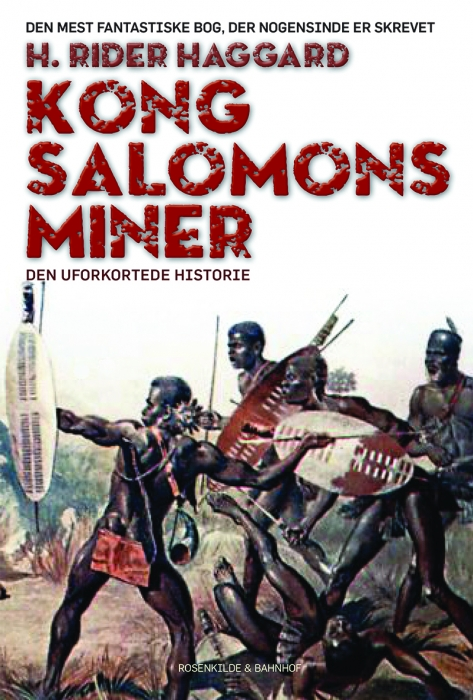 h. rider haggard Kong salomons miner (e-bog) fra tales.dk