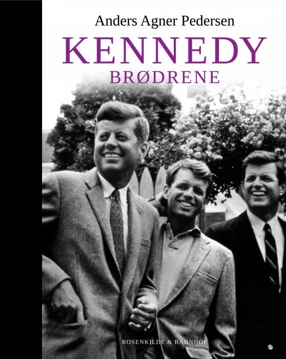 Kennedy-brødrene (e-bog) fra anders agner pedersen på tales.dk
