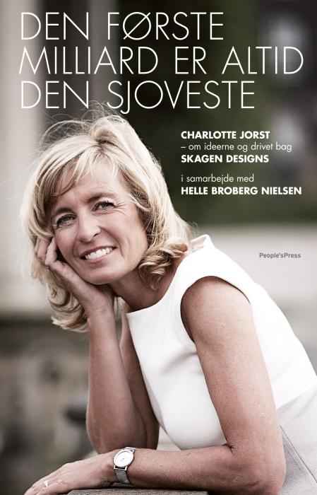 charlotte jorst – Den første milliard er altid den sjoveste (e-bog) fra tales.dk