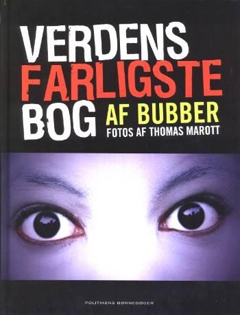 bubber Verdens farligste bog (lydbog) fra bogreolen.dk