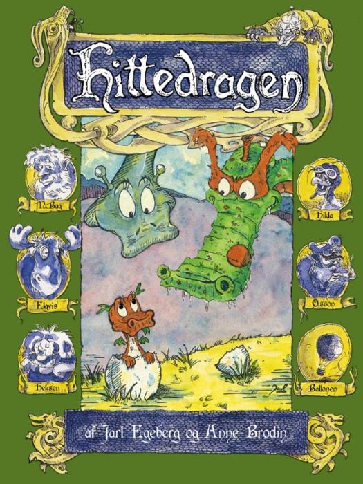 Image of Hittedragen Guttermand (E-bog)