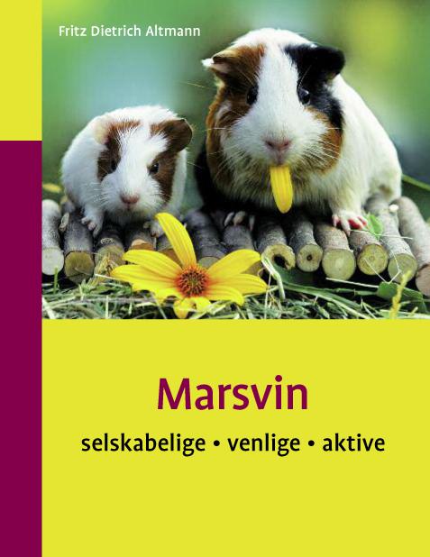 fritz dietrich altmann – Marsvin (e-bog) på tales.dk