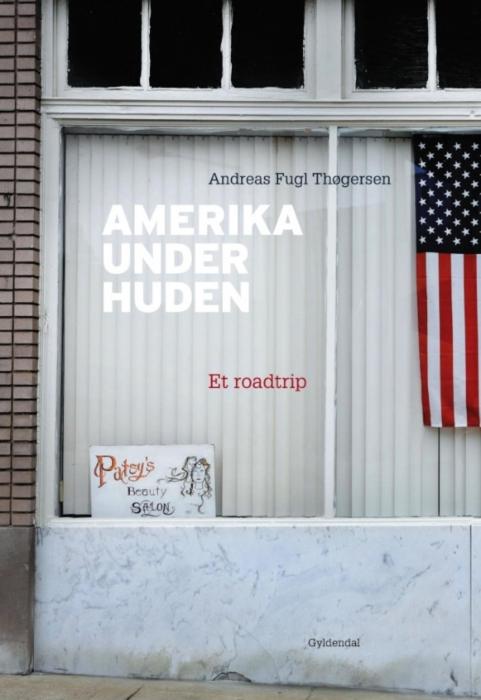 Image of   Amerika under huden (E-bog)