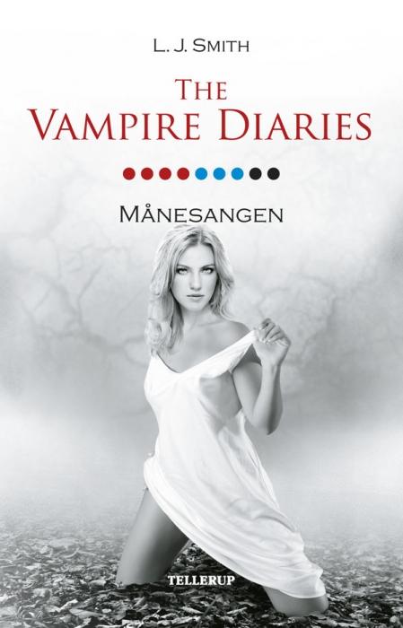 The vampire diaries #9: månesangen (lydbog) fra l. j. smith på bogreolen.dk