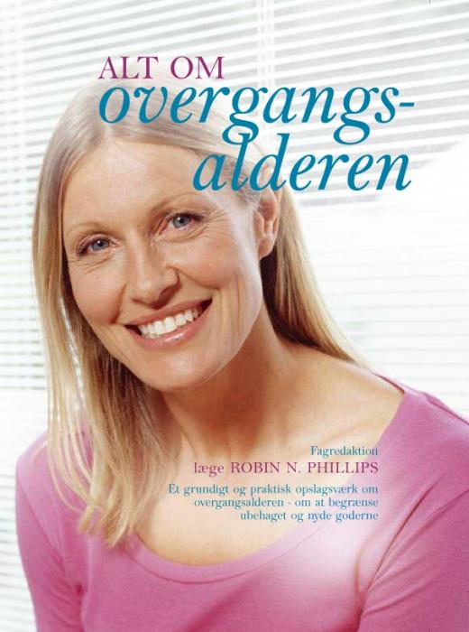 Image of   Alt om overgangsalderen (E-bog)