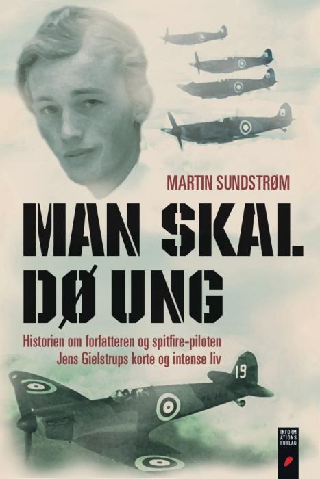 martin sundstrøm – Man skal dø ung (lydbog) på tales.dk