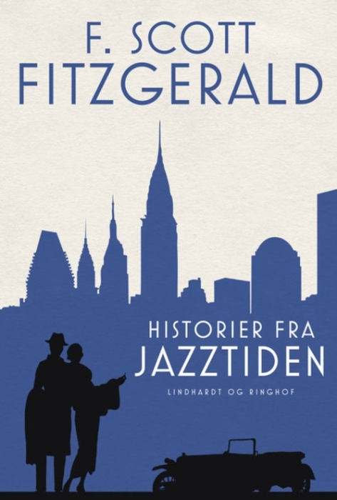 f. scott fitzgerald Historier fra jazztiden (lydbog) på bogreolen.dk