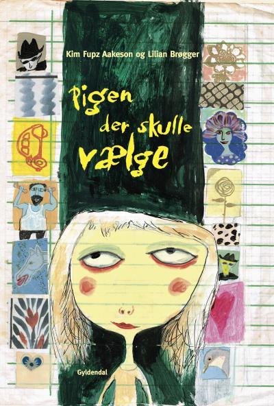 Pigen der skulle vælge (lydbog) fra kim fupz aakeson på bogreolen.dk