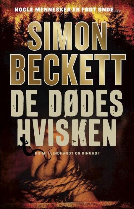 simon beckett – De dødes hvisken (lydbog) fra bogreolen.dk
