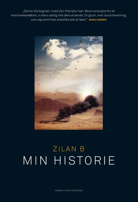 zilan b Min historie (e-bog) på bogreolen.dk