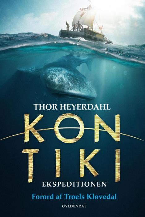 thor heyerdahl – Kon-tiki ekspeditionen (e-bog) fra bogreolen.dk