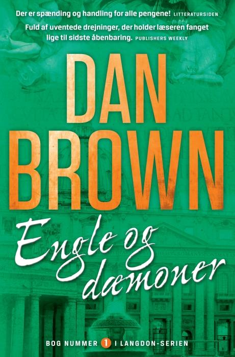 dan brown – Engle & dæmoner (e-bog) på tales.dk