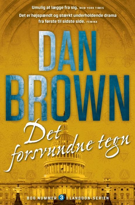 dan brown – Det forsvundne tegn (e-bog) på tales.dk