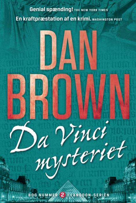 dan brown – Da vinci mysteriet (e-bog) på tales.dk
