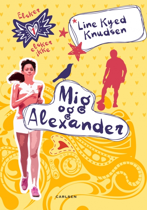 Elsker, elsker ikke 1: mig og alexander (e-bog) fra line kyed knudsen på bogreolen.dk