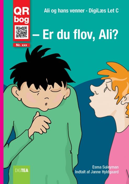 Er du flov, ali? (e-bog) fra esma suleyman på bogreolen.dk