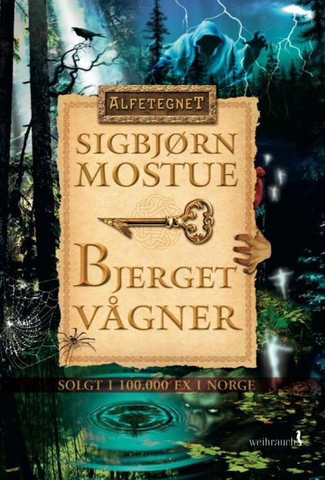 sigbjørn mostue Bjerget vågner (lydbog) fra bogreolen.dk