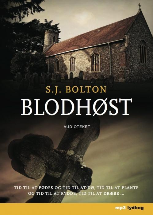 s.j. bolton – Blodhøst (lydbog) fra bogreolen.dk
