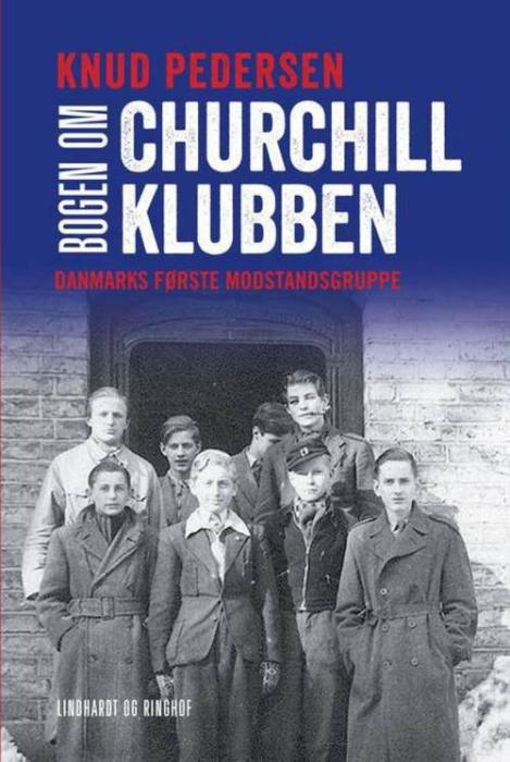 knud pedersen – Bogen om churchillklubben (lydbog) på bogreolen.dk