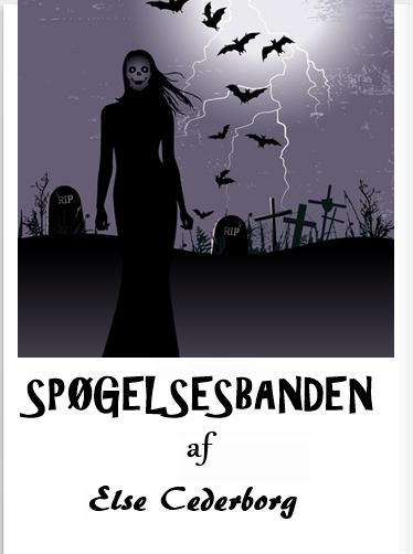SPØGELSESBANDEN (E-bog)