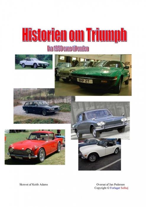 Image of   Den korte og præcise historie om Triumph fra 1950'erne til enden (E-bog)
