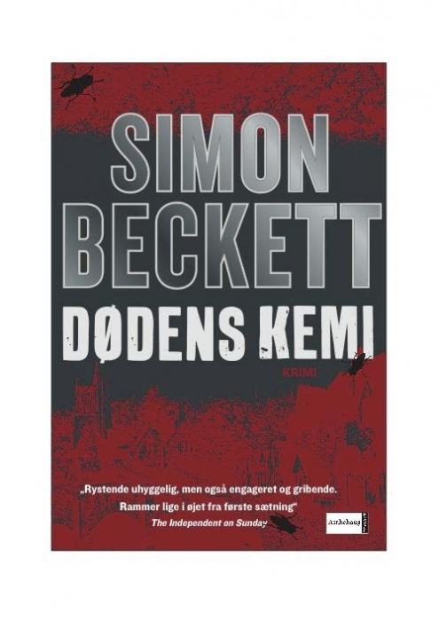 simon beckett Dødens kemi (lydbog) på bogreolen.dk