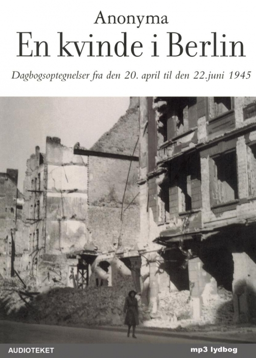 Image of En kvinde i Berlin (Lydbog)