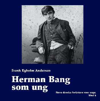 Image of   Herman Bang som ung (E-bog)