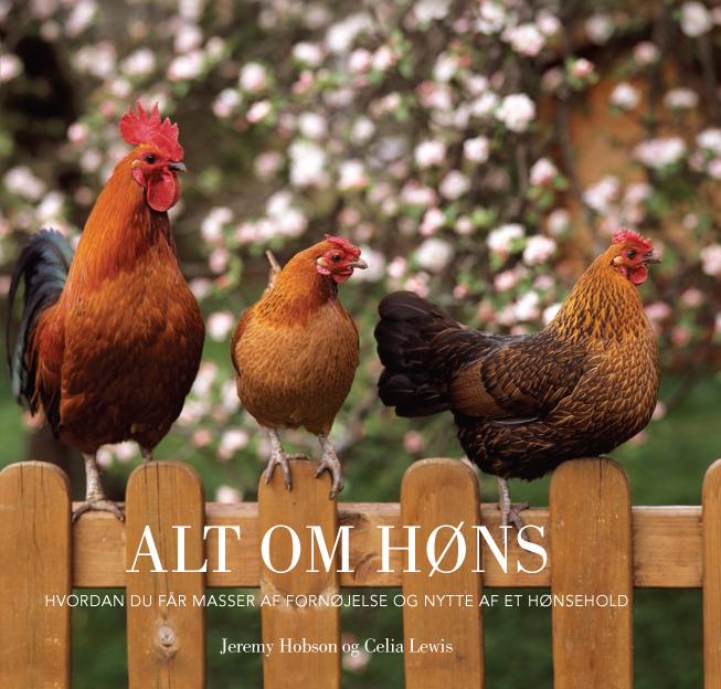 Image of   Alt om høns (E-bog)