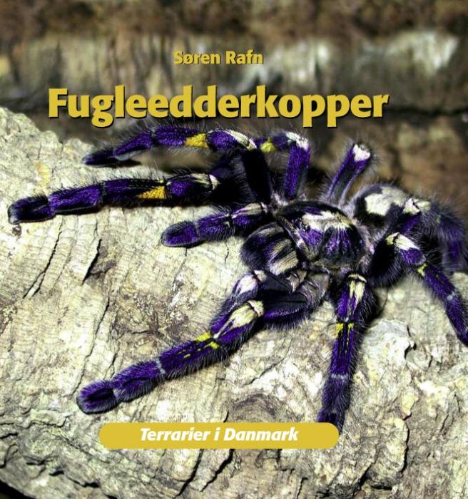 Image of   Fugleedderkopper (E-bog)