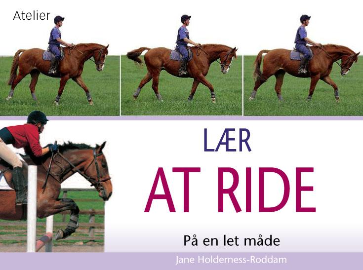 Lær at ride (e-bog) fra jane holderness-roddam fra tales.dk