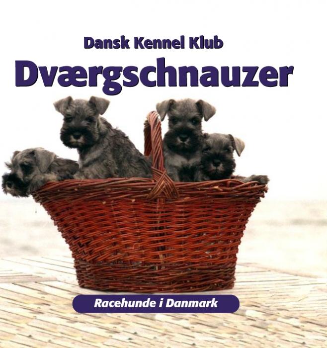 dansk kennelklub Dværgschnauzer (e-bog) fra bogreolen.dk