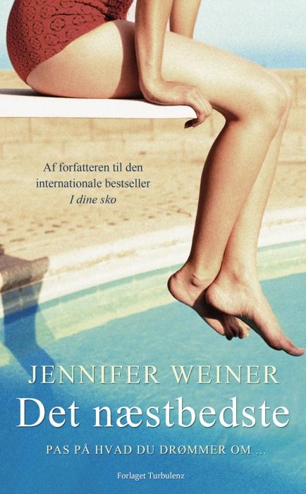 Det næstbedste (e-bog) fra jennifer weiner fra bogreolen.dk