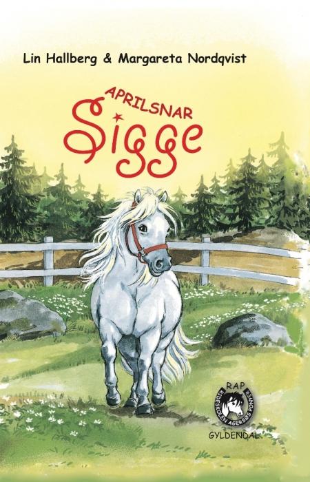 lin hallberg – Aprilsnar, sigge (lydbog) fra bogreolen.dk