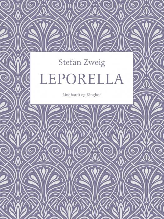 stefan zweig – Leporella (e-bog) fra bogreolen.dk