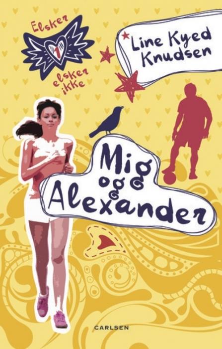 Elsker, elsker ikke 1: mig og alexander (lydbog) fra line kyed knudsen fra bogreolen.dk
