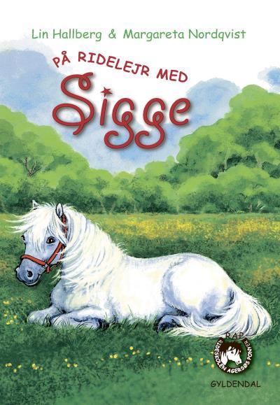 lin hallberg – Rap-klubben 5 - på ridelejr med sigge (lydbog) fra bogreolen.dk