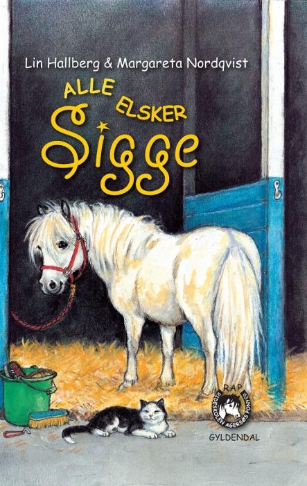 Alle elsker sigge (lydbog) fra lin hallberg på bogreolen.dk