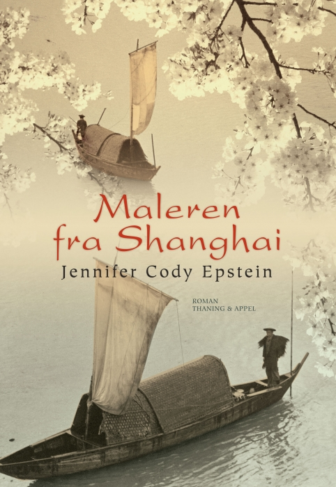 Maleren fra shanghai (lydbog) fra jennifer cody epstein fra bogreolen.dk