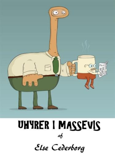UHYRER I MASSEVIS (E-bog)