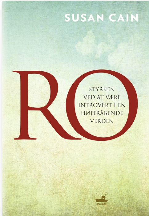 susan cain – Ro (e-bog) på bogreolen.dk