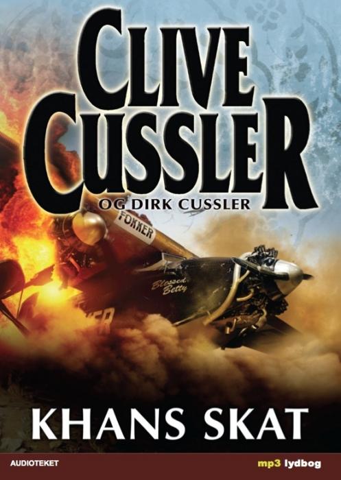 clive cussler Khans skat (lydbog) på bogreolen.dk