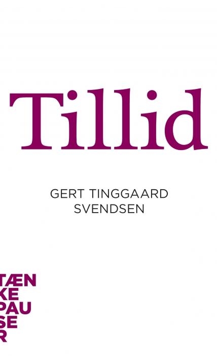 Tillid (lydbog) fra gert tinggaard svendsen på bogreolen.dk