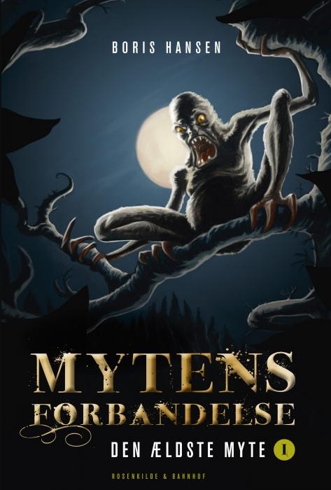 boris hansen – Mytens forbandelse (e-bog) på bogreolen.dk