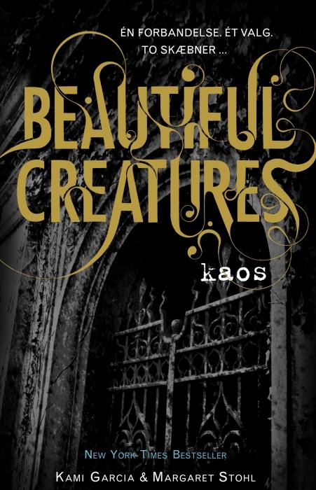 kami garcia Beautiful creatures 3 - kaos (e-bog) fra bogreolen.dk