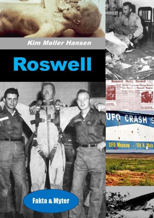 kim møller hansen – Roswell (e-bog) på bogreolen.dk