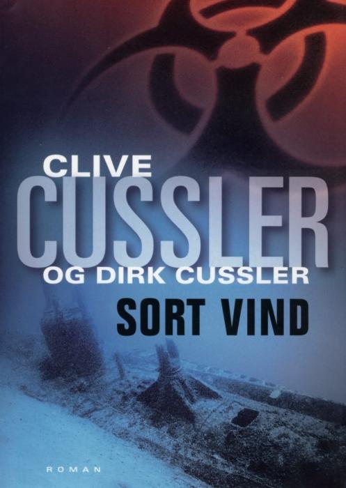 clive cussler Sort vind (lydbog) på bogreolen.dk