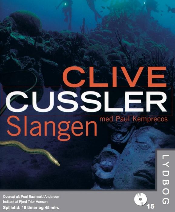 clive cussler – Slangen (lydbog) på bogreolen.dk