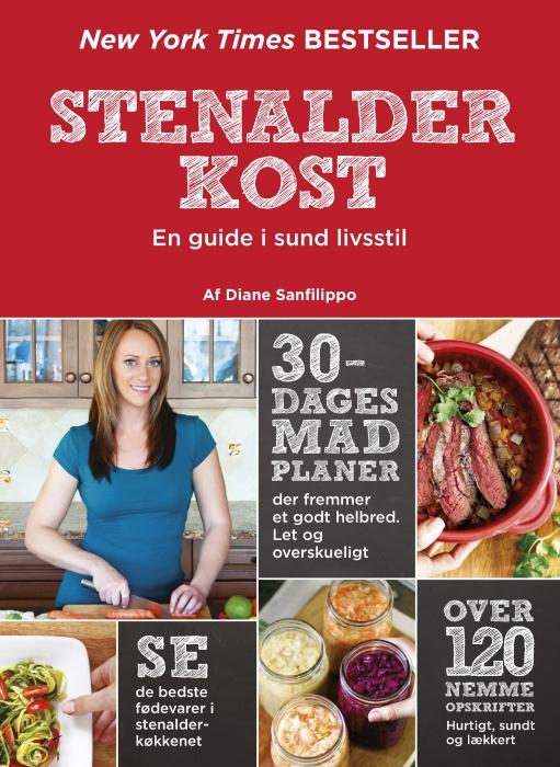 diane sanfilippo – Stenalderkost (e-bog) fra bogreolen.dk