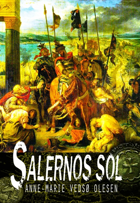 anne-marie vedsø olesen Salernos sol (e-bog) fra tales.dk